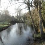 La rivière Le Leff